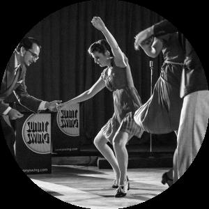 Sunny Swing lekce tance